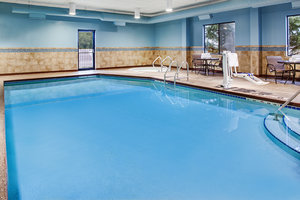 Pool - Holiday Inn Express Hotel & Suites Coralville