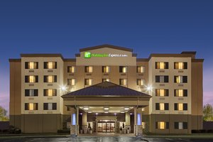 Exterior view - Holiday Inn Express Hotel & Suites Coralville