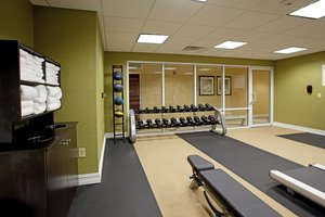 Fitness/ Exercise Room - Holiday Inn Anderson