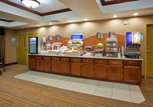 Restaurant - Holiday Inn Express Hotel & Suites Willows