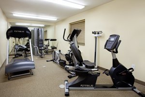 Fitness/ Exercise Room - Candlewood Suites Sulphur