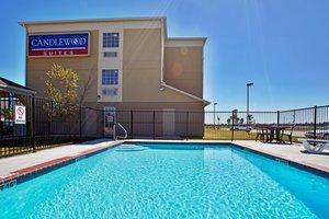 Pool - Candlewood Suites Sulphur