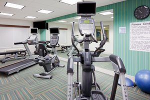 Fitness/ Exercise Room - Holiday Inn Express Hotel & Suites Dickinson