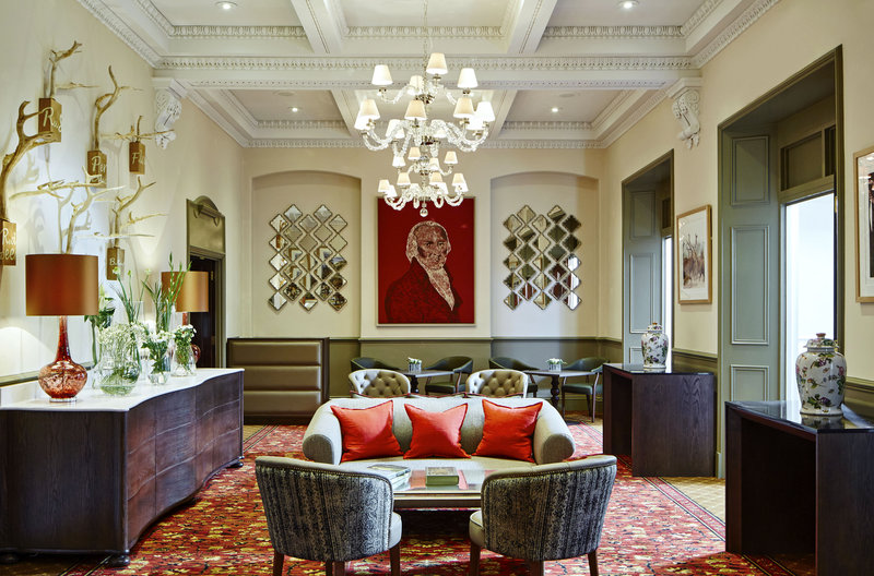 The Repton room