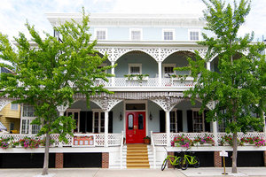 Exterior view - Virginia Hotel Cape May