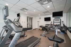 Fitness/ Exercise Room - Holiday Inn Roswell