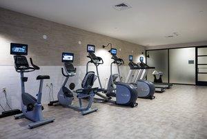 Fitness/ Exercise Room - Delamar Hotel West Hartford