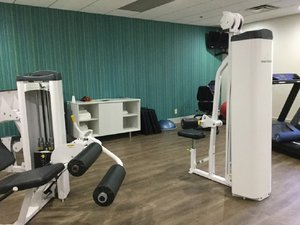 Fitness/ Exercise Room - Holiday Inn Express Easton