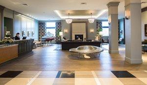 Lobby - Delamar Hotel West Hartford