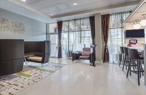 Lobby - Crowne Plaza Hotel Orlando