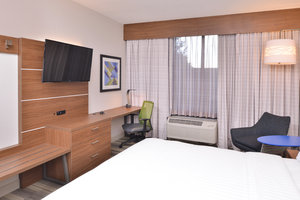 Room - Holiday Inn Express Indianapolis City Center