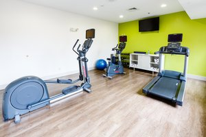 Fitness/ Exercise Room - Holiday Inn Express Hotel & Suites Shelbyville