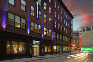 Exterior view - Holiday Inn Express Hotel & Suites Boston
