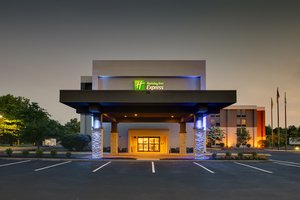 Exterior view - Holiday Inn Express Voorhees