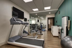 Fitness/ Exercise Room - Holiday Inn Express Voorhees