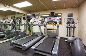 Fitness/ Exercise Room - Holiday Inn Alexandria