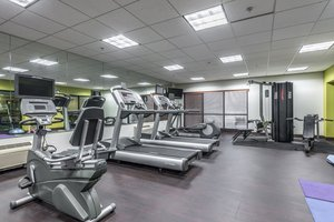 Fitness/ Exercise Room - Holiday Inn Downtown Indianapolis