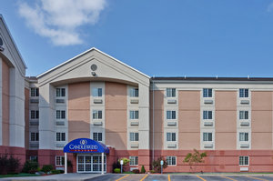 Exterior view - Candlewood Suites North Syracuse