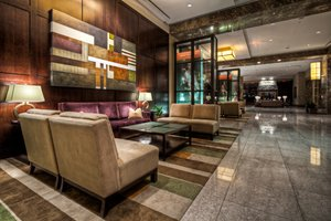Lobby - InterContinental Hotel Boston