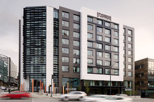 Exterior view - Staybridge Suites South Lake Union Seattle