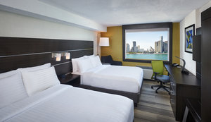 Room - Holiday Inn Express Hotel & Suites Waterfront Windsor