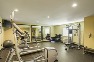 Fitness/ Exercise Room - Candlewood Suites University Area Pensacola