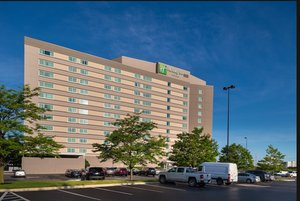 Exterior view - Holiday Inn Hotel & Suites O'Hare Airport Rosemont