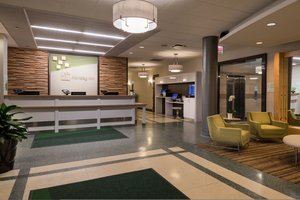 Lobby - Holiday Inn Hotel & Suites O'Hare Airport Rosemont