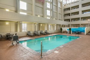 Pool - Crowne Plaza Hotel Airport Indianapolis