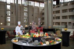 Restaurant - Crowne Plaza Hotel Airport Indianapolis