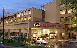 Exterior view - Crowne Plaza Hotel Airport Indianapolis