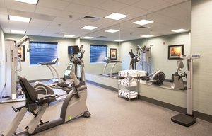 Fitness/ Exercise Room - Holiday Inn Express Hotel & Suites Selinsgrove