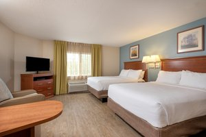 Room - Candlewood Suites Rocky Mount