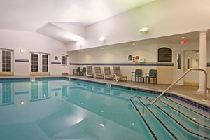 Pool - Holiday Inn Express Hotel & Suites Hadley