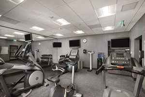 Fitness/ Exercise Room - Holiday Inn I-40 Asheville