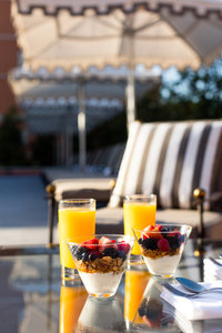 Pool - Mansion Hotel on Turtle Creek Dallas