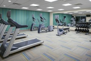 Fitness/ Exercise Room - Holiday Inn Express Hotel & Suites Cypress