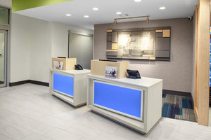 Lobby - Holiday Inn Express Hotel & Suites Cypress