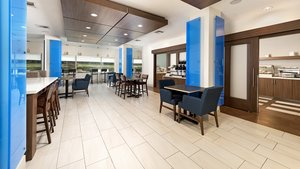 Restaurant - Holiday Inn Express Hotel & Suites Conroe