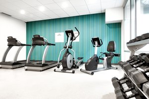 Fitness/ Exercise Room - Holiday Inn Express Hotel & Suites Trois-Rivieres