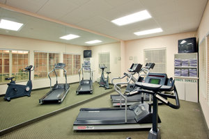 Fitness/ Exercise Room - Holiday Inn Express Hotel & Suites Williamsburg