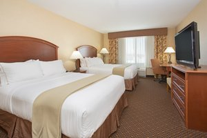 Room - Holiday Inn Express Mitchell