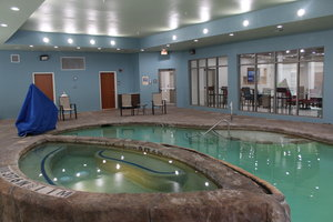 Pool - Holiday Inn Express Hotel & Suites Mansfield