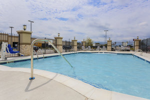 Pool - Holiday Inn Express Hotel & Suites Hobby Airport Houston