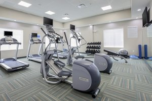 Fitness/ Exercise Room - Holiday Inn Express Hotel & Suites Hobby Airport Houston