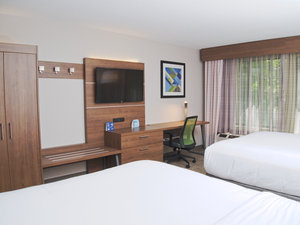 Room - Holiday Inn Express South Burlington