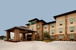 Exterior view - Holiday Inn Express Hotel & Suites Marble Falls
