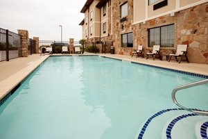 Pool - Holiday Inn Express Hotel & Suites Marble Falls
