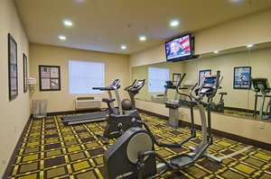 Fitness/ Exercise Room - Holiday Inn Express Hotel & Suites Marble Falls