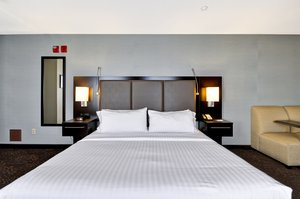 Room - Holiday Inn Express Airport Romulus